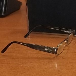 Vintage Italian Ray-Ban RX Glasses RB 5837 2502